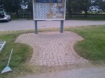 BEFORE: Bulletin area, Clarington.