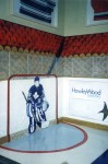 Sports mural. Hawlewood dental. Project by Tripar Construction.